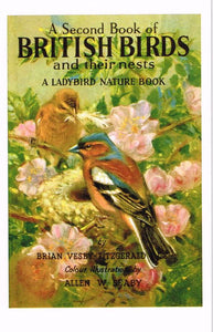 LB 56 - A Second Book of British Birds and Their Nests