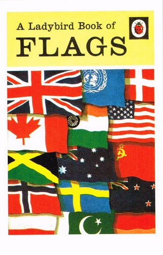 LB 60 - A Ladybird Book of Flags