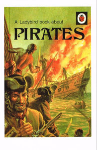 LB 74 - A Ladybird Book About Pirates