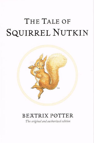 BP 57 - The Tale of Squirrel Nutkin, 1903.