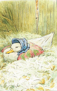 BP 58 - The Tale of Jemima Puddle-Duck, 1908