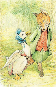 BP 61 - The Tale of Jemima Puddle-Duck, 1908