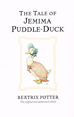 BP 62 - The Tale of Jemima Puddle-Duck, 1908