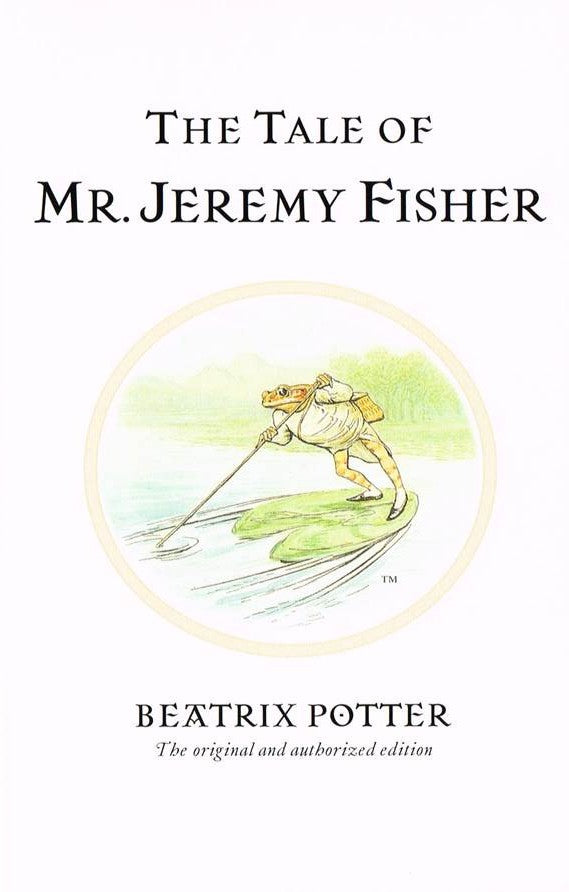BP 73 - The Tale of Mr. Jeremy Fisher, 1906