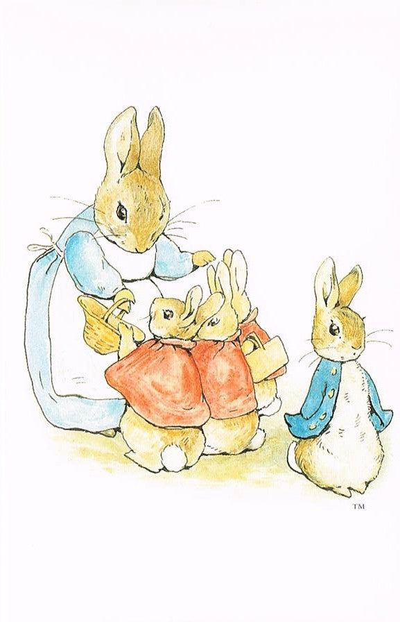 BP 08 - The Tale of Peter Rabbit, 1902