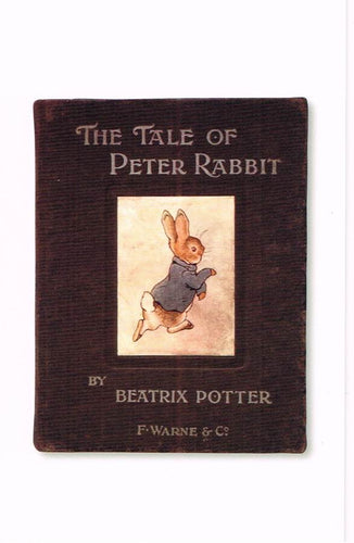 BP 15 - The Tale of Peter Rabbit, 1902