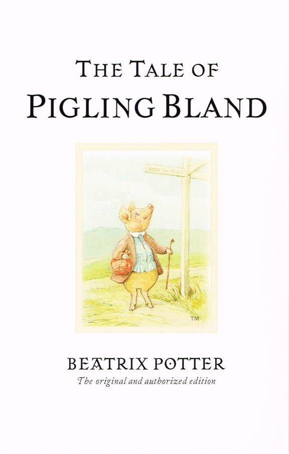 BP 28 - The Tale of Pigling Bland, 1913