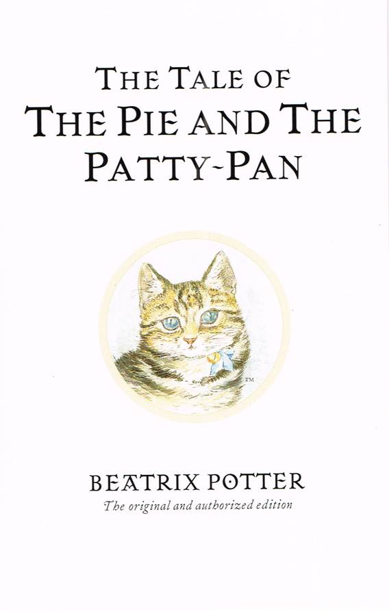 BP 33 - The Tale of The Pie and The Patty-Pan, 1905