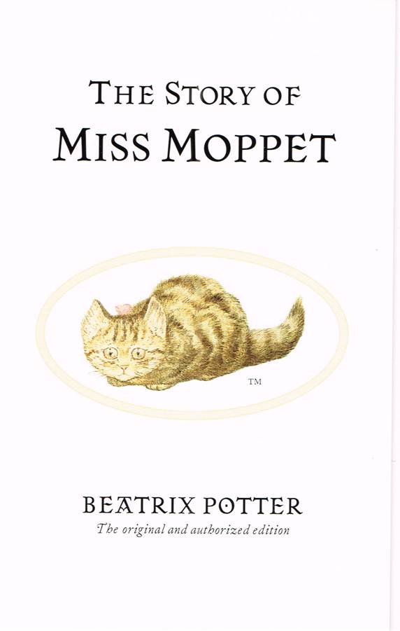 BP 42 - The Story of Miss Moppet, 1906