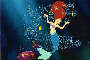 CTD 126 - The Little Mermaid, 1989