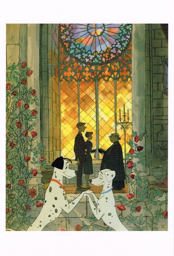 CTD 100 - One Hundred and One Dalmatians, 1961