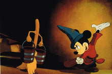 CTD 18 - Fantasia, The Sorcerer's Apprentice, 1940