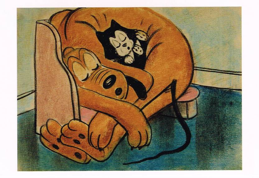 CTD 36 - Cat Nap Pluto, 1948