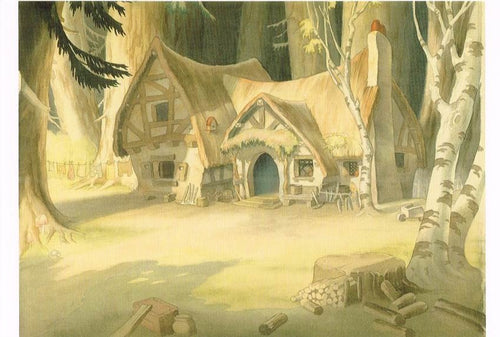 CTD 79 - Snow White and the Seven Dwarfs, 1937
