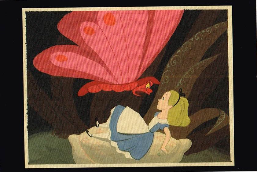 CTD 85 - Alice in Wonderland, 1951