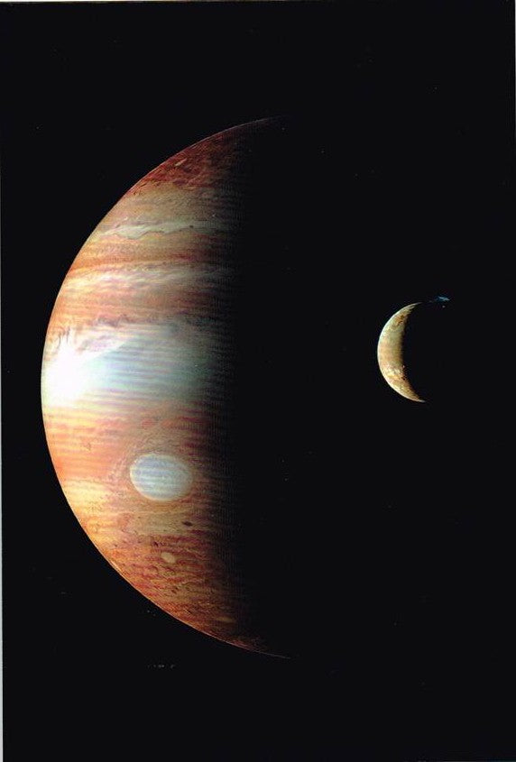 ES 26 - Jupiter and Io