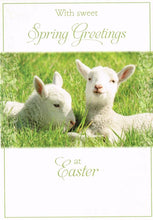 ETC 10 - With sweet, Spring Greetings at Easter