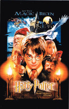 HP 12 - Let the Magic Begin. Harry Potter and The Sorcerer's Stone