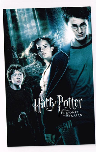 HP 35 - Harry Potter and the Prisoner of Azkaban