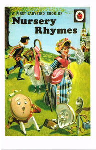 LB 76 - A First Ladybird Book of Nursery Rhymes