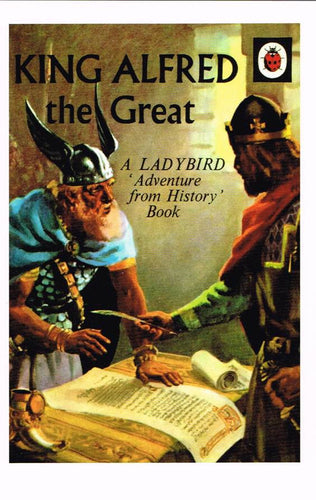 LB 82 - King Alfred the Great