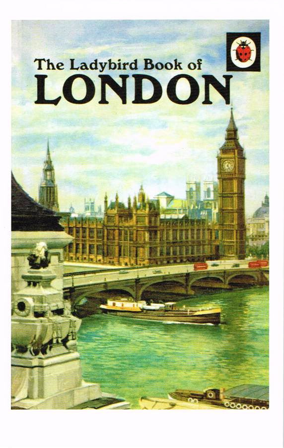 LB 91 - The Ladybird Book of London