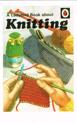 LB 92 - A Ladybird Book about Knitting