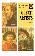 LB 98 - Great Artists (Book 1)