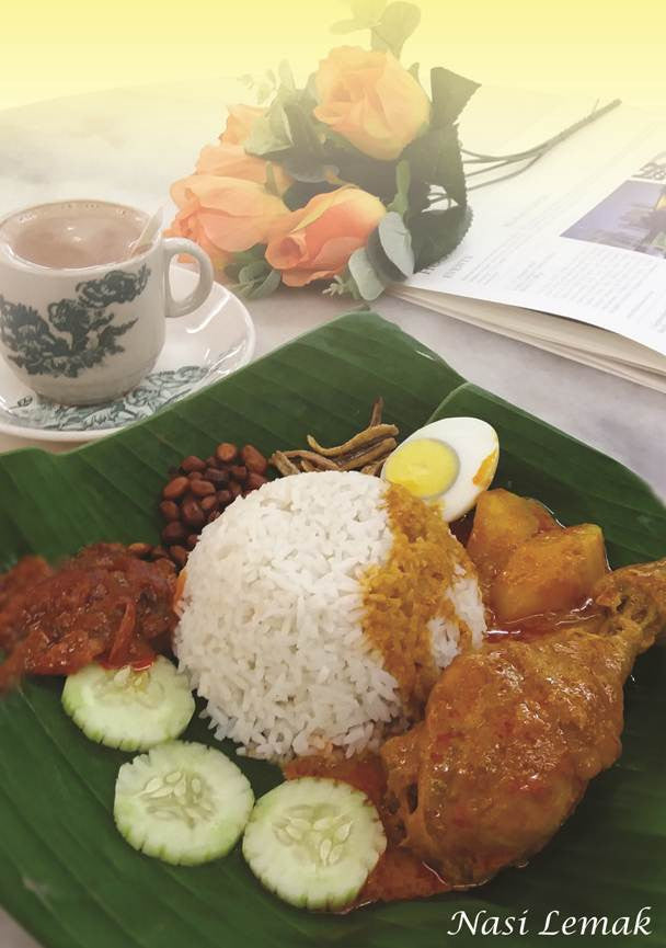 10 pieces - Nasi Lemak