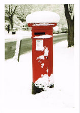 MOT 03 - Postbox in Winter