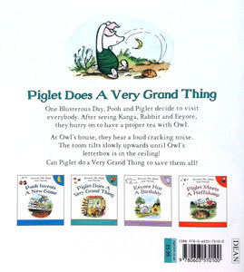 WPB 08 - Piglet Does A Very Grand Thing