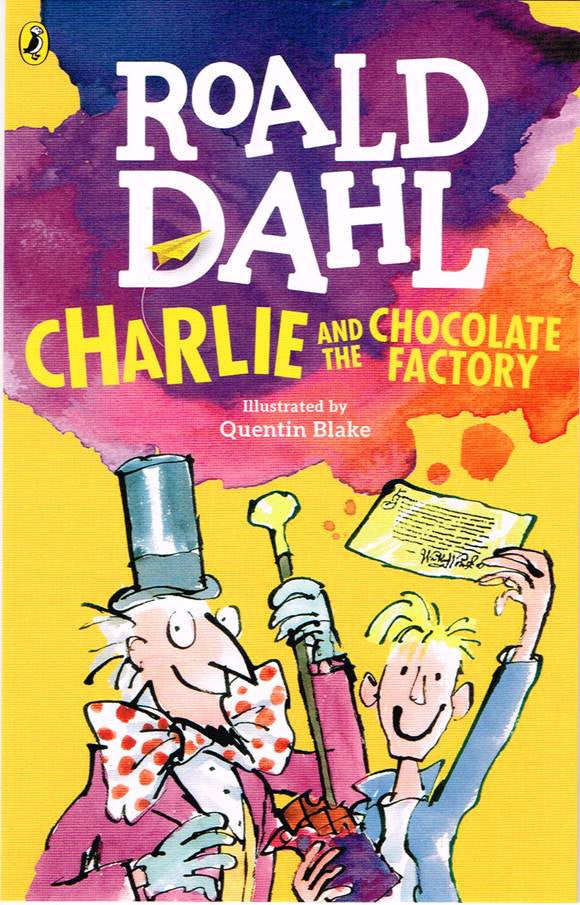 RD 01 - Charlie and the Chocolate Factory