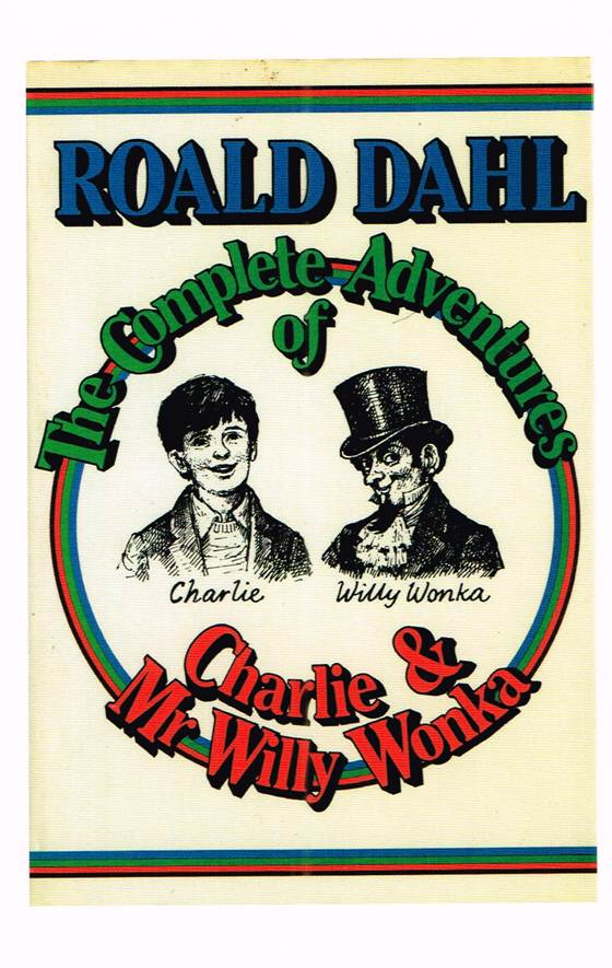 RD 29 - The Complete Adventures of Charlie & Mr Willy Wonka
