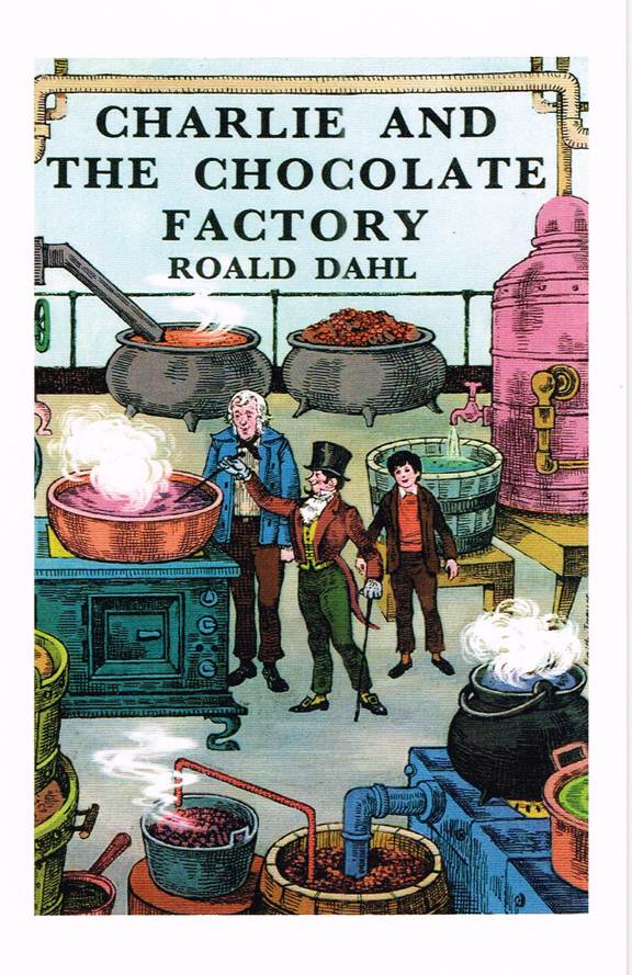 RD 52 - Charlie and the Chocolate Factory