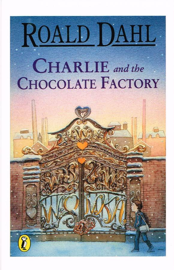 RD 76 - Charlie and the Chocolate Factory