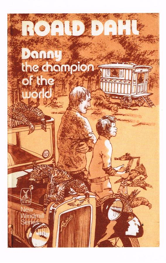 RD 86 - Danny The Champion of the World