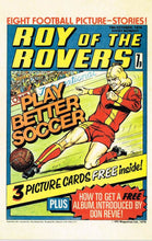 RR 12 - Comic Cover from 16th October 1976