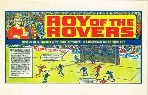 RR 13 - Comic Strip Illustration from 23rd October 1976