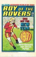 RR 21 - Comic Cover from 1st January 1977
