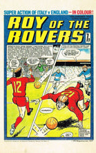 RR 23 - Comic Cover from 15th January 1977