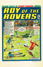RR 26 - Comic Cover from 19th February 1977