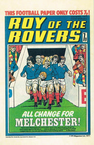 RR 28 - Comic Cover from 23rd April 1977