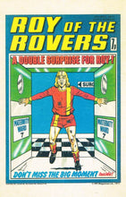 RR 31 - Comic Cover from 21st May 1977