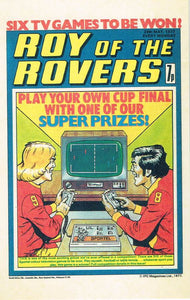 RR 32 - Comic Cover from 28th May 1977