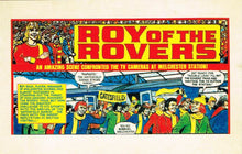 RR 37 - Comic Strip Illustration from 3rd December 1977