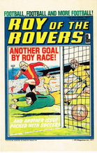 RR 38 - Comic Cover from 10th December 1977