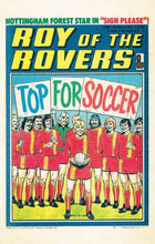 RR 42 - Comic Cover from 25th February 1978