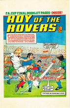 RR 47 - Comic Cover from 28th April 1979