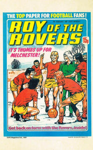 RR 53 - Comic Cover from 7th February 1981