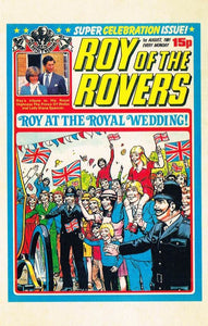 RR 59 - Comic Cover from 1st August 1981